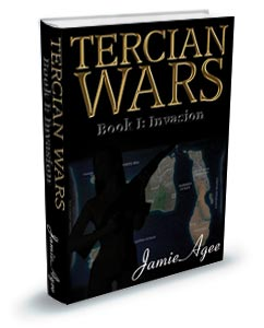 Erotic Sci-fi eBook Tercian Wars