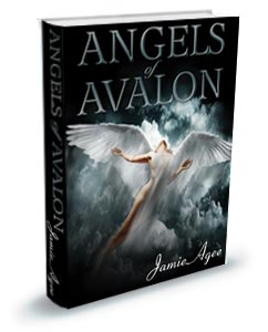 Erotic Sci-fi eBook Angels of Avalon